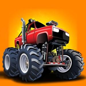 Alilg Monster Truck 3D